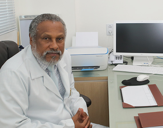 Dr. Antonio Carlos do Espirito Santo<br />Dir. Técnico